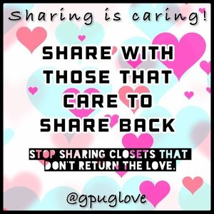Other - 💖SHARING IS CARING! ✨20 MAX--SIGN OUT💖